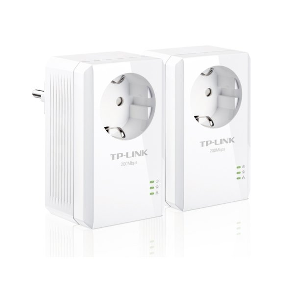 tp link tl pa2010pkit av200 nano powerline adapter starter kit in. Black Bedroom Furniture Sets. Home Design Ideas