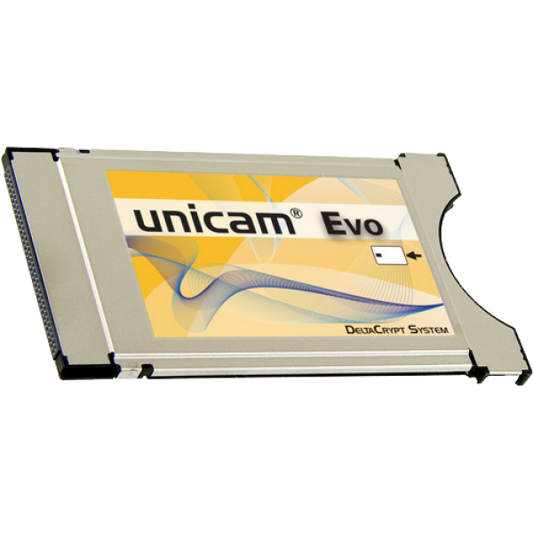 unicam evo ci modul rev 4 0 neues modell f r tv rec. Black Bedroom Furniture Sets. Home Design Ideas